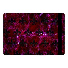 Royal1 Black Marble & Burgundy Marble Apple Ipad Pro 10 5   Flip Case by trendistuff