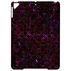 Scales2 Black Marble & Burgundy Marble Apple Ipad Pro 9 7   Hardshell Case by trendistuff