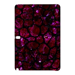 Skin1 Black Marble & Burgundy Marble Samsung Galaxy Tab Pro 10 1 Hardshell Case by trendistuff