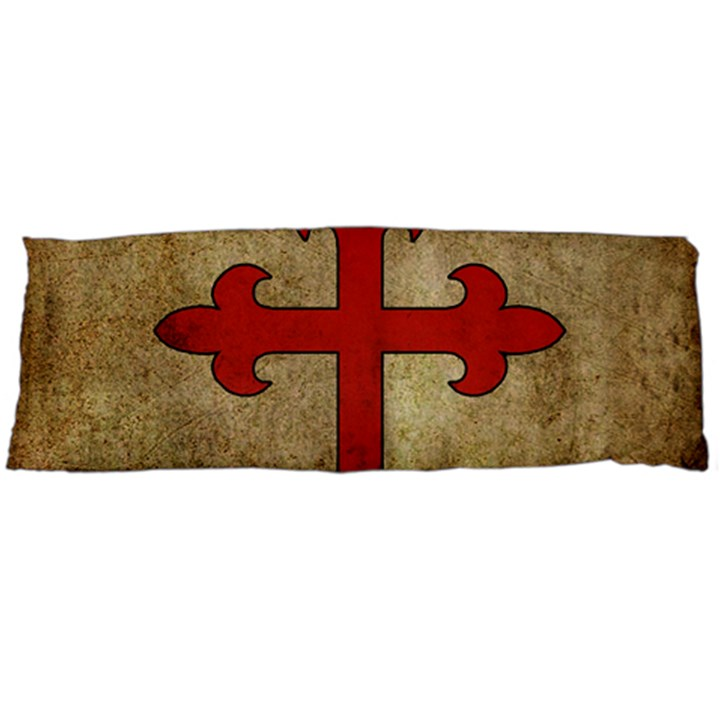Crusader Cross Body Pillow Case Dakimakura Cowcow