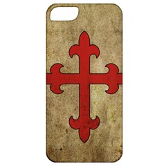 Crusader Cross Apple Iphone 5 Classic Hardshell Case