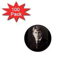 Sergei Yesenin 1  Mini Magnets (100 Pack)  by Valentinaart