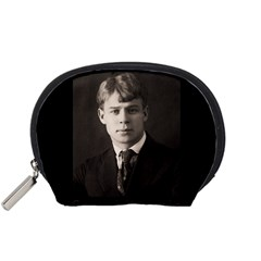 Sergei Yesenin Accessory Pouches (small)  by Valentinaart