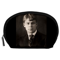 Sergei Yesenin Accessory Pouches (large)  by Valentinaart