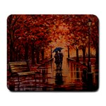 Unspoken Love  Large Mouse Pad (Rectangle) Front
