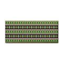 Fancy Tribal Border Pattern 17a Cosmetic Storage Cases by MoreColorsinLife