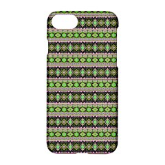 Fancy Tribal Border Pattern 17a Apple Iphone 7 Hardshell Case by MoreColorsinLife