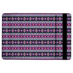 Fancy Tribal Border Pattern 17c Ipad Air 2 Flip by MoreColorsinLife