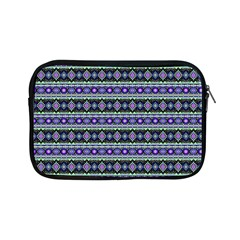Fancy Tribal Border Pattern 17d Apple Ipad Mini Zipper Cases by MoreColorsinLife