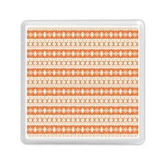 Fancy Tribal Border Pattern 17i Memory Card Reader (square)  by MoreColorsinLife