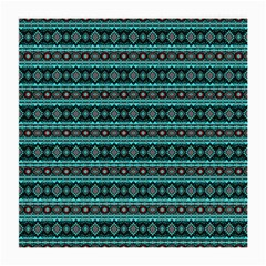 Fancy Tribal Border Pattern 17g Medium Glasses Cloth by MoreColorsinLife