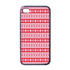 Fancy Tribal Border Pattern 17h Apple Iphone 4 Case (black) by MoreColorsinLife