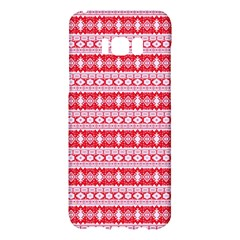 Fancy Tribal Border Pattern 17h Samsung Galaxy S8 Plus Hardshell Case  by MoreColorsinLife