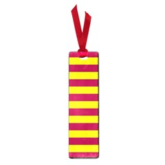 Red & Yellow Stripesi Small Book Marks by norastpatrick