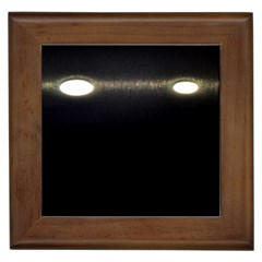 Black Lite!  Framed Tiles