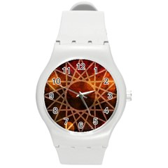 World Spice! Round Plastic Sport Watch (m) by norastpatrick