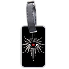 Inquisition Symbol Luggage Tags (one Side)