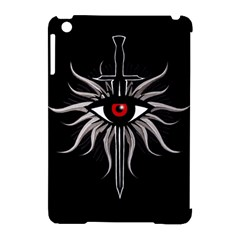 Inquisition Symbol Apple Ipad Mini Hardshell Case (compatible With Smart Cover) by Valentinaart