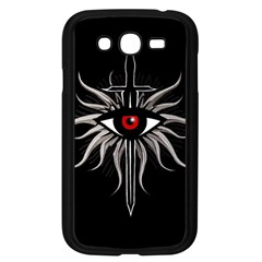 Inquisition Symbol Samsung Galaxy Grand Duos I9082 Case (black) by Valentinaart