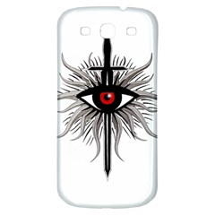 Inquisition Symbol Samsung Galaxy S3 S Iii Classic Hardshell Back Case