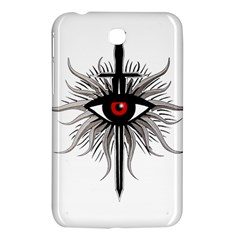 Inquisition Symbol Samsung Galaxy Tab 3 (7 ) P3200 Hardshell Case  by Valentinaart