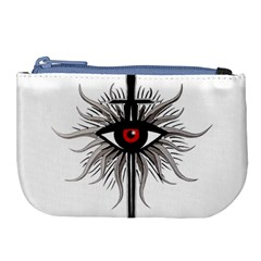 Inquisition Symbol Large Coin Purse by Valentinaart