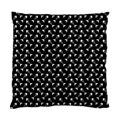 Fish Bones Pattern Standard Cushion Case (one Side) by Valentinaart