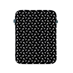 Fish Bones Pattern Apple Ipad 2/3/4 Protective Soft Cases