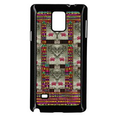 Wings Of Love In Peace And Freedom Samsung Galaxy Note 4 Case (black) by pepitasart