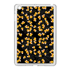 Candy Corn Apple Ipad Mini Case (white) by Valentinaart