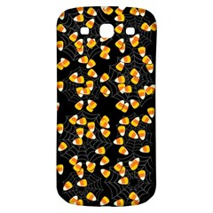 Candy Corn Samsung Galaxy S3 S Iii Classic Hardshell Back Case by Valentinaart