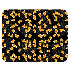 Candy Corn Double Sided Flano Blanket (medium)
