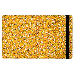 Candy Corn Apple Ipad 2 Flip Case