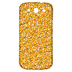 Candy Corn Samsung Galaxy S3 S Iii Classic Hardshell Back Case
