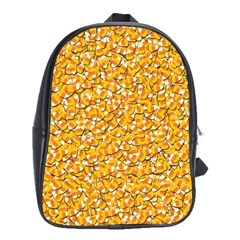 Candy Corn School Bag (xl)