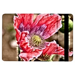 Dreamy Floral 5 Ipad Air Flip by MoreColorsinLife