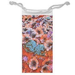 Dreamy Floral 4 Jewelry Bag