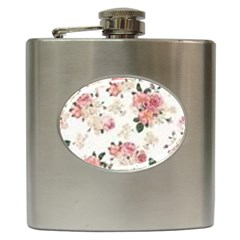 Downloadv Hip Flask (6 Oz) by MaryIllustrations