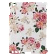 Pink And White Flowers  Apple Ipad 3/4 Hardshell Case (compatible With Smart Cover) by MaryIllustrations