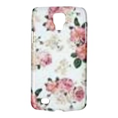 Pink And White Flowers  Galaxy S4 Active by MaryIllustrations
