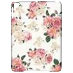 Pink And White Flowers  Apple Ipad Pro 9 7   Hardshell Case by MaryIllustrations