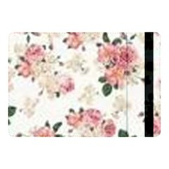 Pink And White Flowers  Apple Ipad Pro 10 5   Flip Case by MaryIllustrations