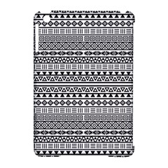 Aztec Influence Pattern Apple Ipad Mini Hardshell Case (compatible With Smart Cover) by ValentinaDesign