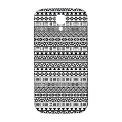Aztec Influence Pattern Samsung Galaxy S4 I9500/i9505  Hardshell Back Case by ValentinaDesign