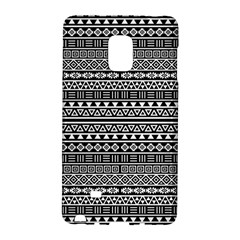 Aztec Influence Pattern Galaxy Note Edge by ValentinaDesign