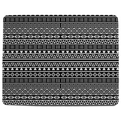 Aztec Influence Pattern Jigsaw Puzzle Photo Stand (rectangular) by ValentinaDesign