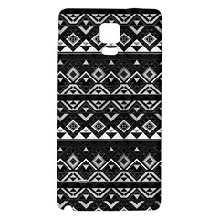 Aztec Influence Pattern Galaxy Note 4 Back Case by ValentinaDesign