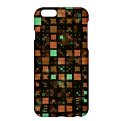 Small Geo Fun A Apple Iphone 6 Plus/6s Plus Hardshell Case by MoreColorsinLife