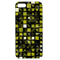 Small Geo Fun F Apple Iphone 5 Hardshell Case With Stand by MoreColorsinLife