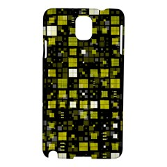 Small Geo Fun F Samsung Galaxy Note 3 N9005 Hardshell Case by MoreColorsinLife